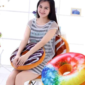 Doughnut Plush Pillow 4