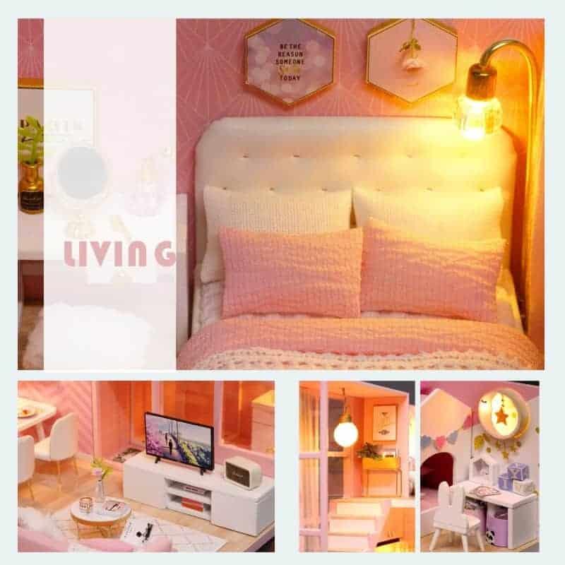 Dream Angels Doll House 3