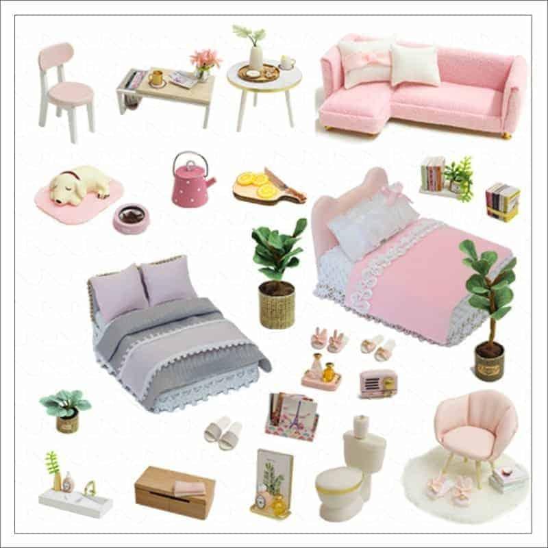 Dream Angels Doll House 4