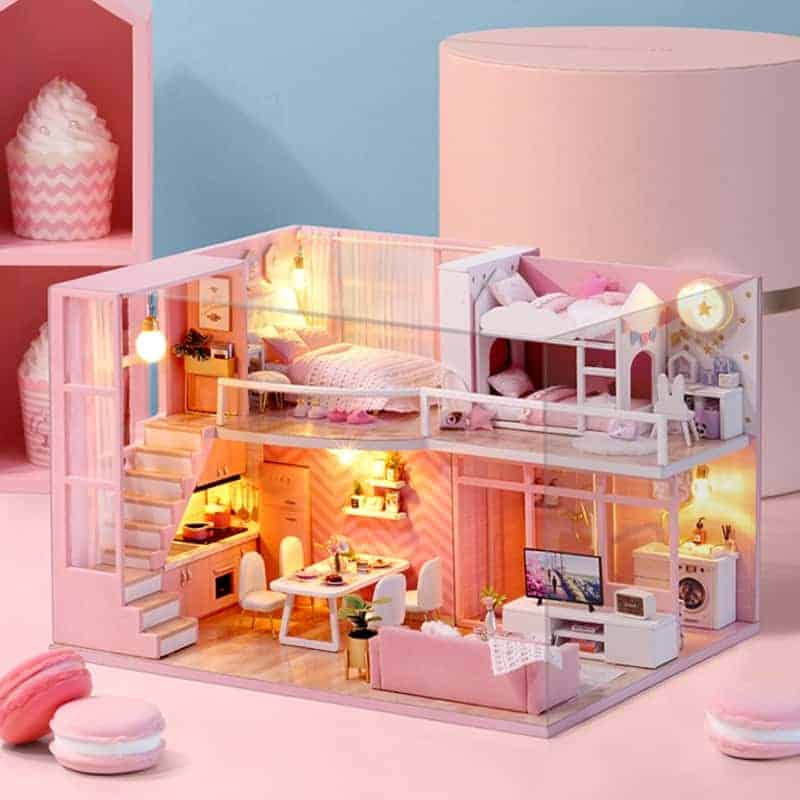 Dream Angels Doll House 5