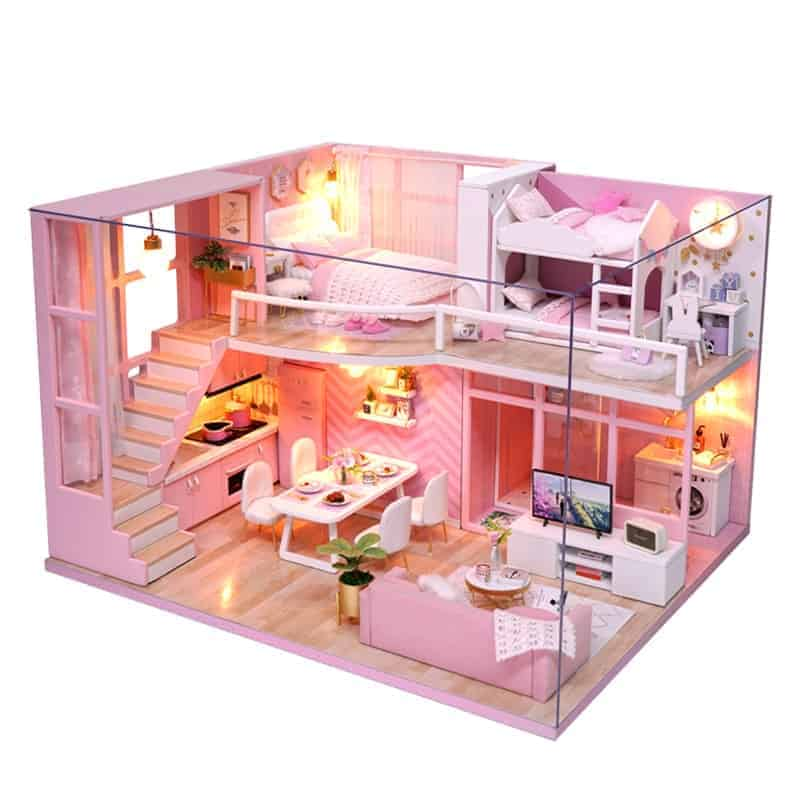 Dream Angels Doll House