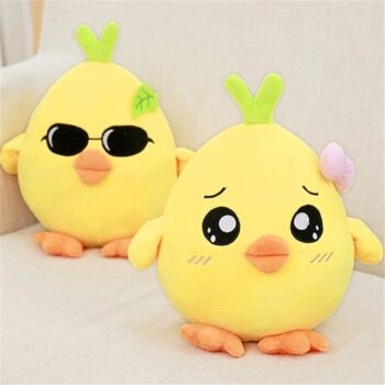 Super Kawaii Chicken Plush