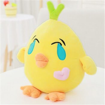 Super Kawaii Chicken Plush 4