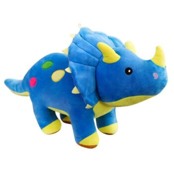Giant Triceratops Dinosaur Plush 0