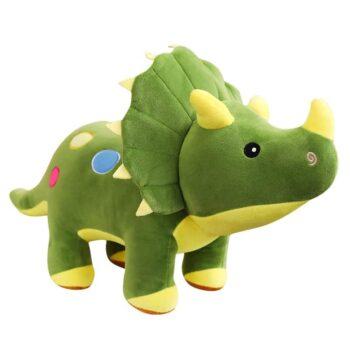 Giant Triceratops Dinosaur Plush 2