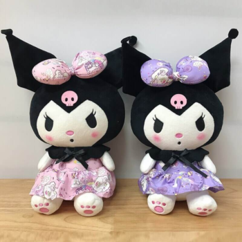 Little Devil Kuromi Plush