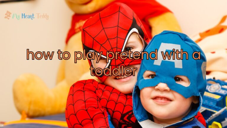 how to play pretend with a toddler