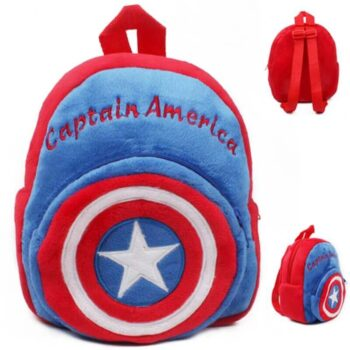 Cute Plush Cartoon Backpack