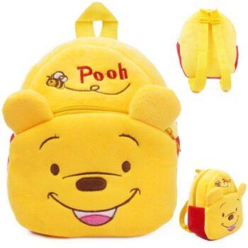 Cute Plush Cartoon Backpack 4