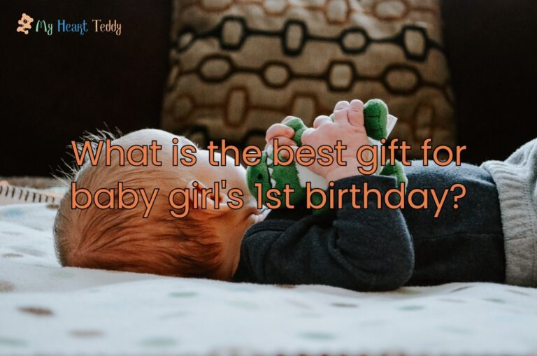 What is the best gift for a baby girl's 1st birthday?