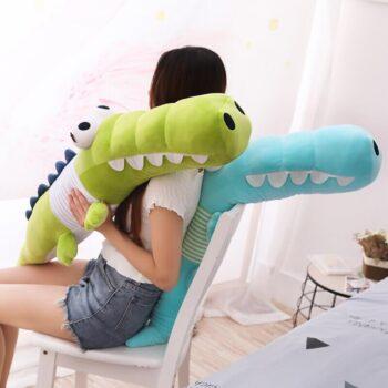 Big Eyed Alligator Plush