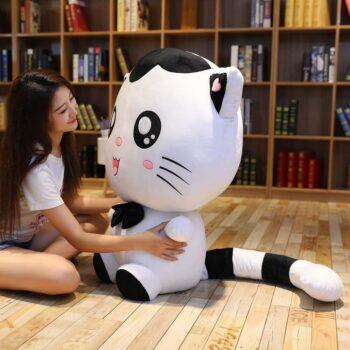 Big Eyed Cat Plush