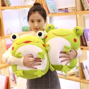 Big Eyed Frog Plush