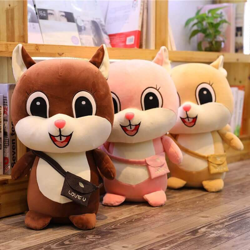 How to Start a Plush Animal Toys Collection