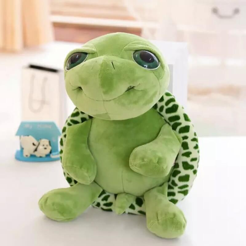 Big Eyed Turtle Plush