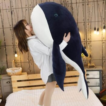 Big Eyed Whale Plush