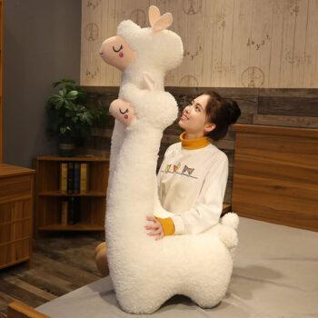 Cute Alpaca Plush Toy 2
