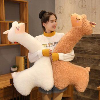 Cute Alpaca Plush Toy 4