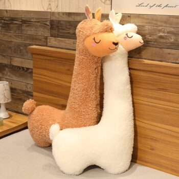 Cute Alpaca Plush Toy 0