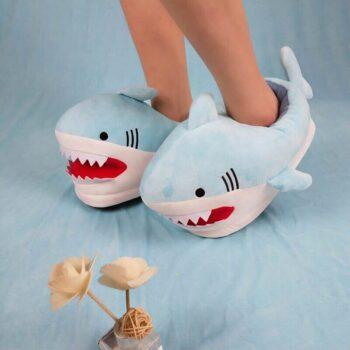 Cute Shark Slippers