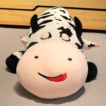 Lying Giant Cow Stuffed Animal