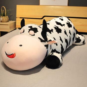 Lying Giant Cow Plushies