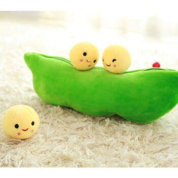 Pea Pod Plush Toy 2