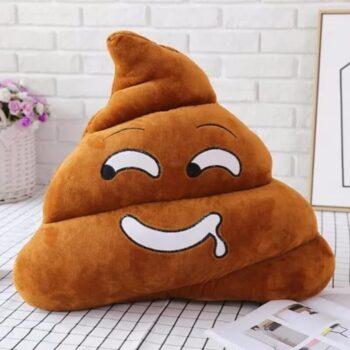 Poop Emoji Plush 3