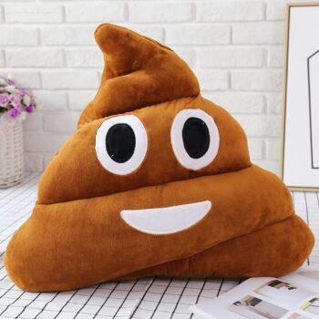 Poop Emoji Plush 1