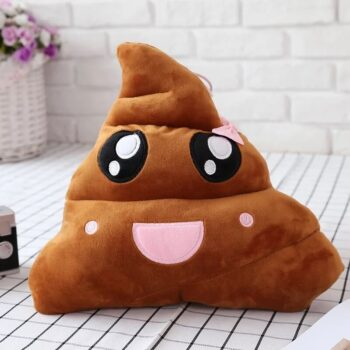Poop Emoji Plush 0