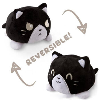 Reversible Cat Plush