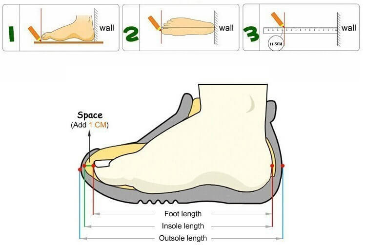Size Guide - Insole
