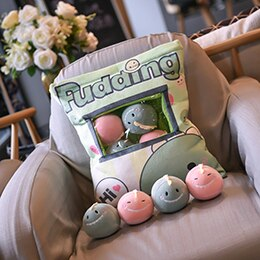 Custom Plush Pillow