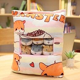 8Pcs Mini Pudding Plushies | 41 Styles - Hamster
