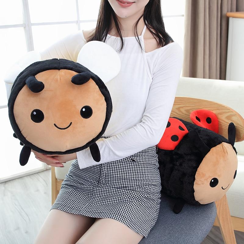 Cute Bee Plush Toy