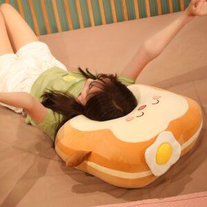 Kawaii Japanese Loaf Bread Plush