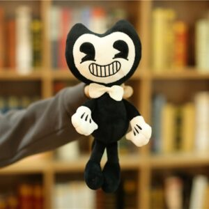 Bendy Plush Toy being hold by a hand