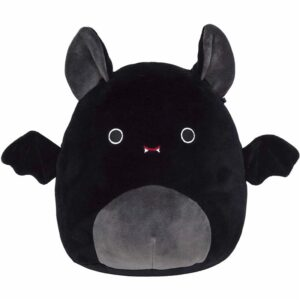 front of black Cute Bat Plush