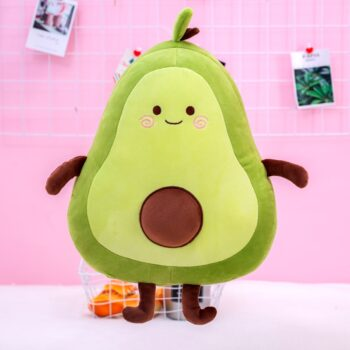 Standing Giant Avocado Plush