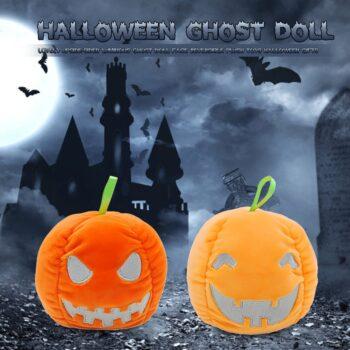 Halloween Reversible pumpkin Plush