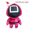 Christmas Edition - Pink - Square